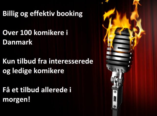 Stand up booking